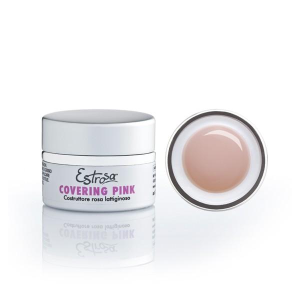 Covering pink - costruttore rosa lattiginoso - Estrosa