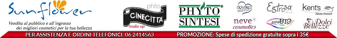 Cinecittà Make Up-Phyto Sintesi - Acquista online il tuo make up!
